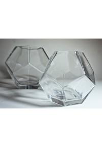Base de cristal prisma 15 y...