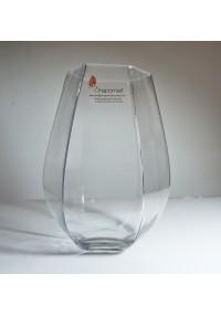 Base prisma de cristal 25cm...