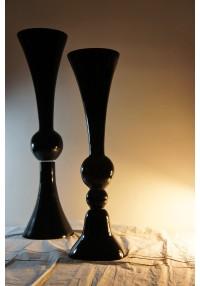 Trompeta de cristal negra...
